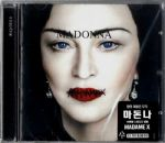 MADAME X - KOREA STANDARD CD ALBUM